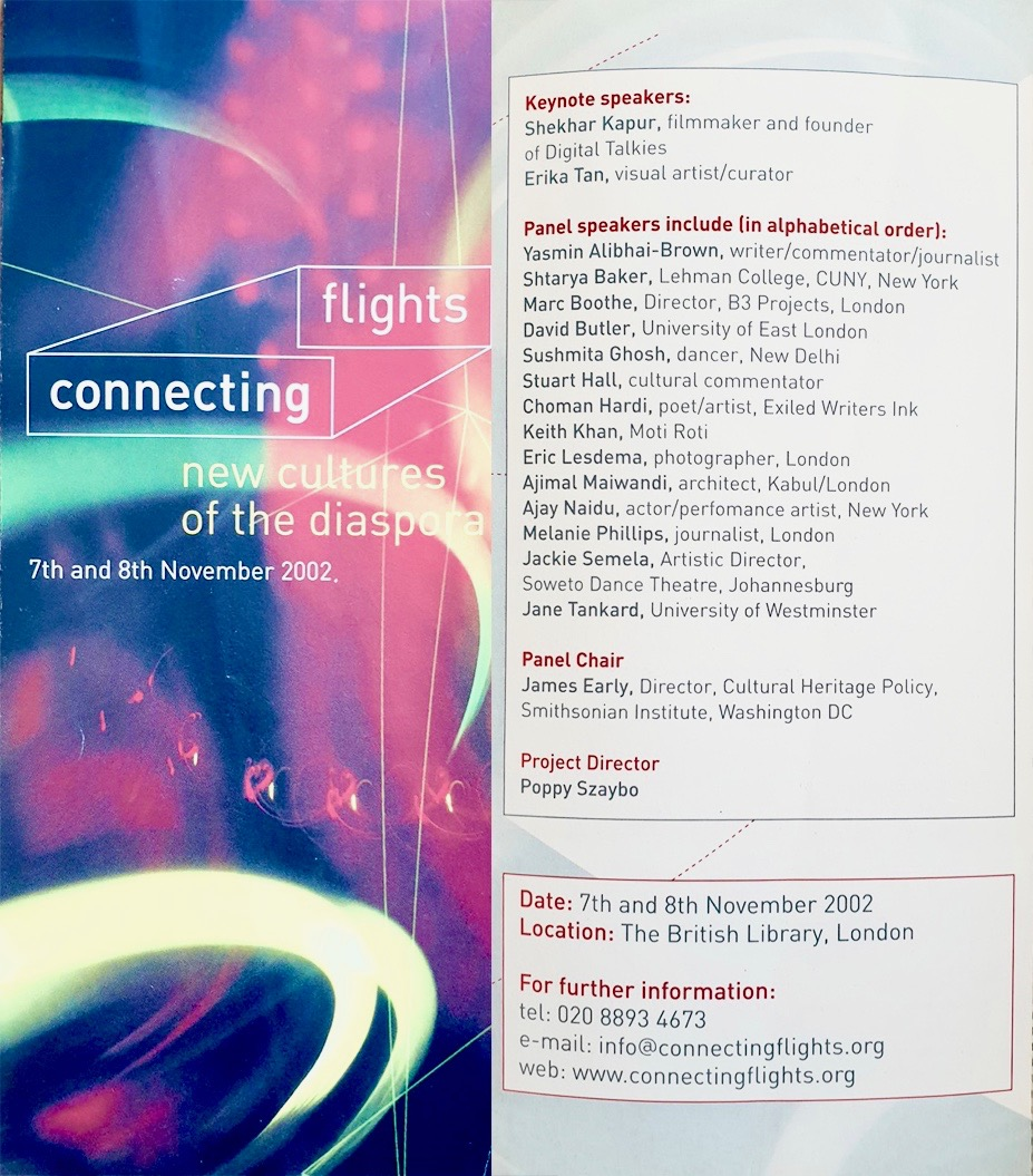 Connecting Flights, British Council