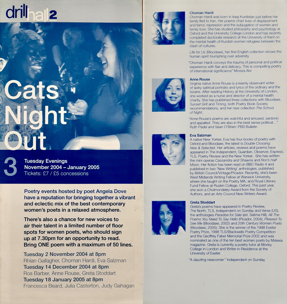 Cats Night Out Reading