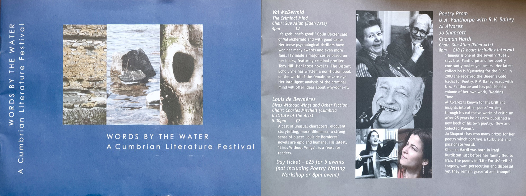 Words by The Water Festival