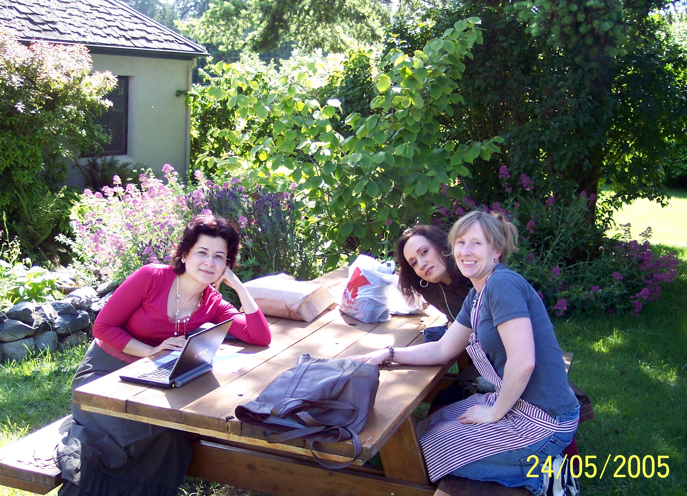 Hedgebrook Women Writers Retreat