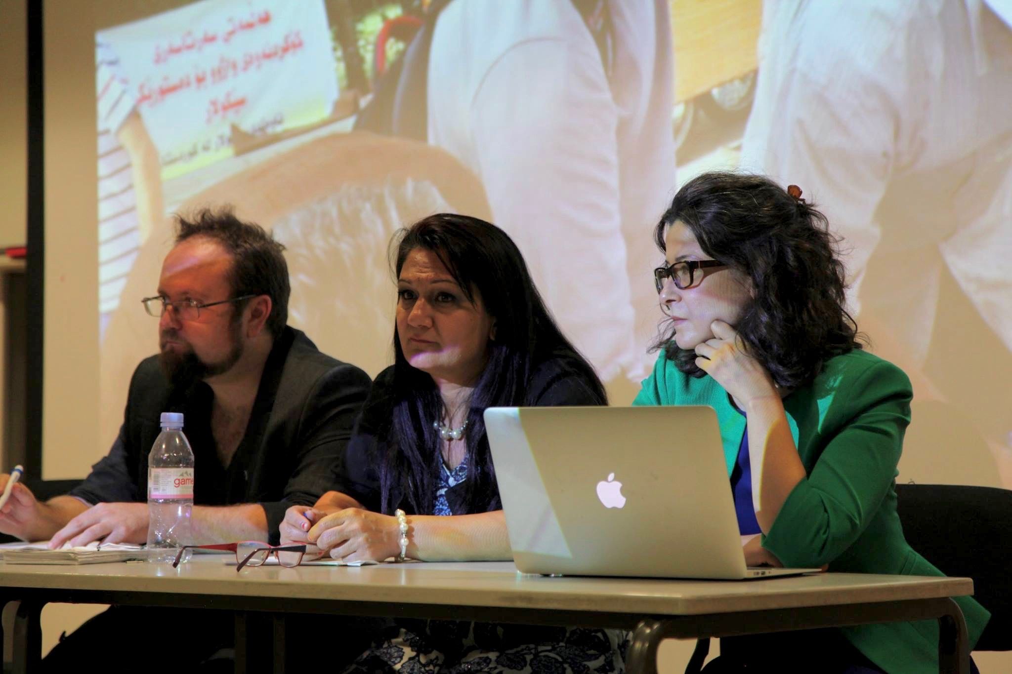 Secularism and the Kurdish Constitution at Birkbeck College