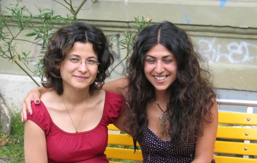 With Nushin Arbabzadeh, Write Identities Workshop