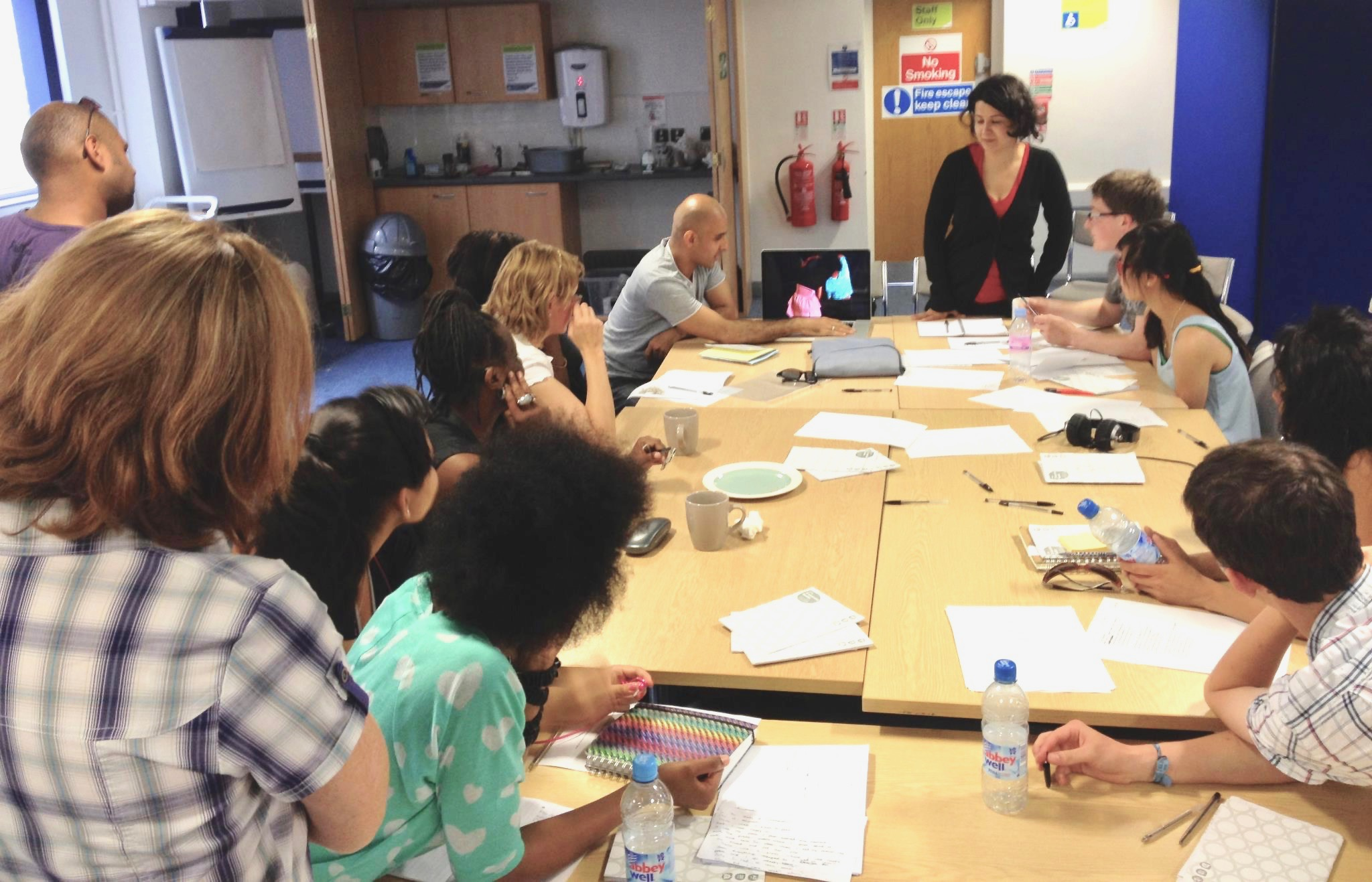 Creative Writing Workshop at City Arts