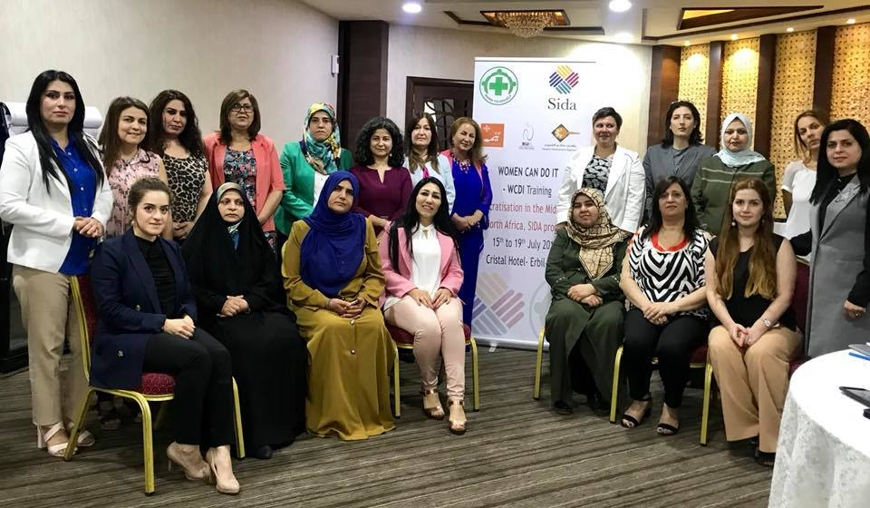 Women Can Do It Training for Women Politicians