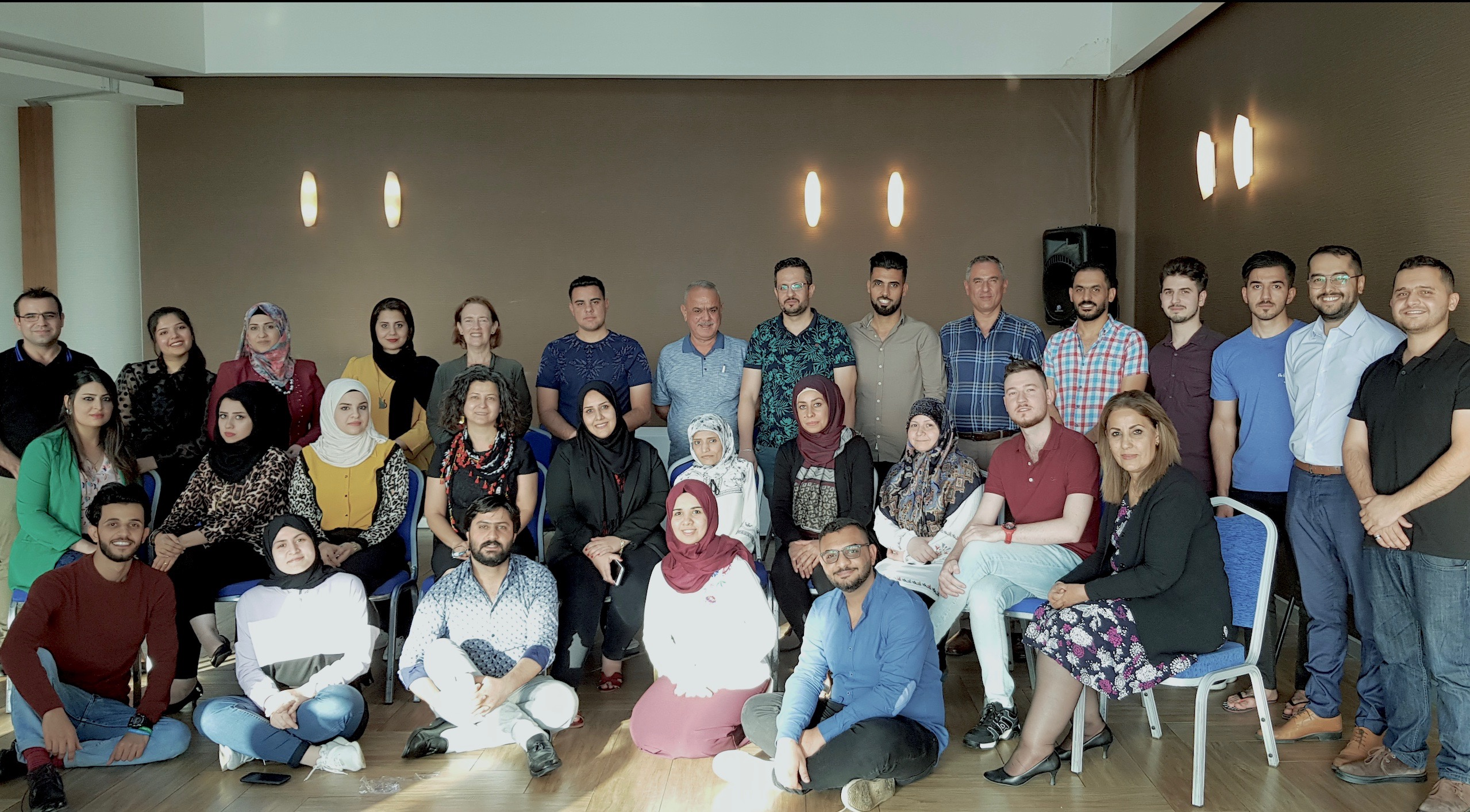 Social Justice Training for Mid-South Iraqi Stakeholders